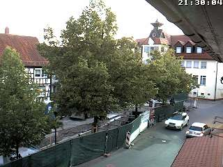 Rimbach (Odenwald) City Center, Marktplatz